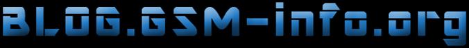 Blog GSM-info.org