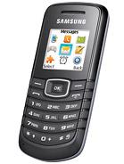 Samsung E1080T