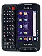 Samsung R910 Galaxy Indulge