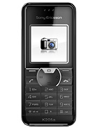 Sony Ericsson K205