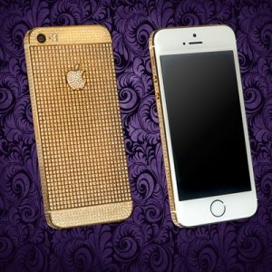Crystal iPhone 5s from Goldgenie