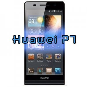 Huawei P7 specs leaked