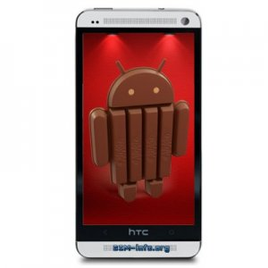 HTC One GPE - soon with Android 4.4 (KitKat)