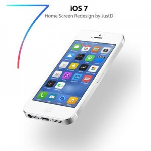 74 percent of all compatible iOS 7 devices have it
