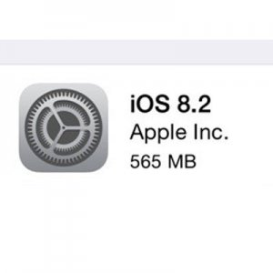 Apple iOS 8.2 available for download