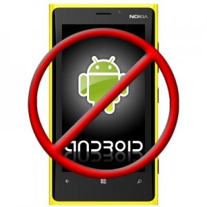 No Nokia phones with Android