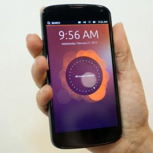 Ubuntu Touch on a powerful smartphone in 2014