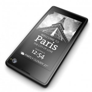 Russian smartphone, YotaPhone, released